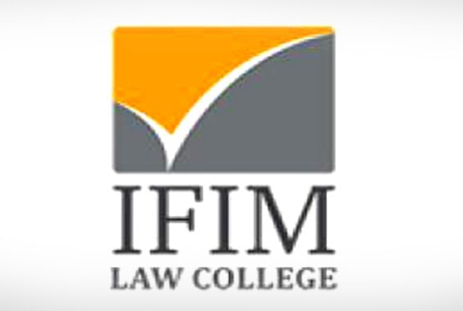 symposium law development IFIM bangalore