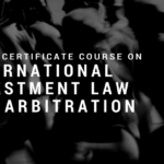 Online Course International Investment Law
