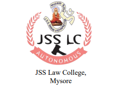JSS Law College Mysuru Corporate Law moot 2019