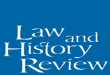 Law and History Review Submissions