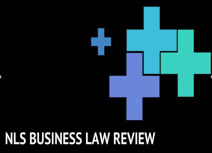NLS Business Law Review Volume 5