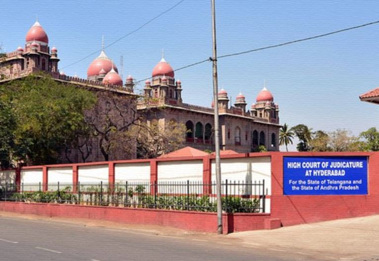 Internship Experience @ Telangana High Court, Hyderabad: Visited Courts, Worked in the Para Legal Volunteers Wing