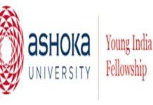 Ashoka university Young India Fellowship