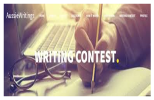 Aussiewritings Essay contest
