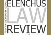 CfP Elenchus Law Review Vol3