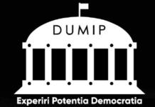 DU Mock Indian Parliament