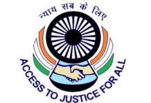 Delhi State legal services authority research associate job