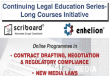 Enhelion certificate courses negotiation media laws