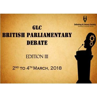 GLC Parliamentary DEbate
