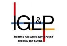 Harvard Law School Residential Fellowship 2019