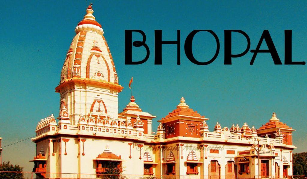 internship experience SV Associates Bhopal