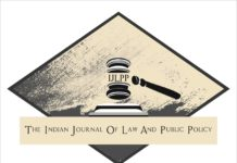 Indian Journal Law Public Policy Vol4 Issue2