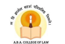 Adv. Balasaheb Apte College of Law Mumbai Moot Court