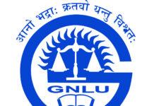 GNLU Training Maritime Law Practice