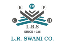 IPR Trademark Associate job LR Swami Co Chennai