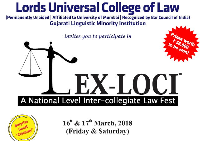 Mumbai Universal College Law Fest