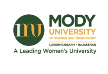 Mody University Rajasthan Conference Human Trafficking