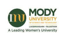Mody University Rajasthan Conference Human Trafficking