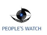 Internship Experience @ People's Watch, Madurai: Great work environment, impactful work