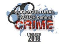 Pune Seminar Socio Cultural Factor Behind Crime