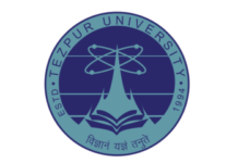 Tezpur University LLM Admission 2018