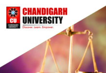 Chandigarh university workshop environmental laws swachh bharat