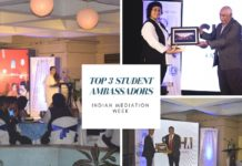 Student Ambassador Mediation Week 2018