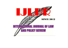 CfP: International Journal of Law and Policy Review, July 2018 by NUJS: Submit by April 30
