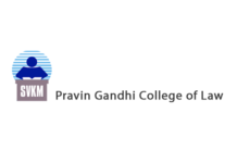 Pravin Gandhi College Drafting Competition