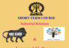 RGSoIPL Kharagpur Course Industrial relations Make in India