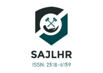 Call for papers South Asian Journal Law Human Rights Vol5