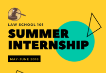 summer internship Law School 101 Hyderabad