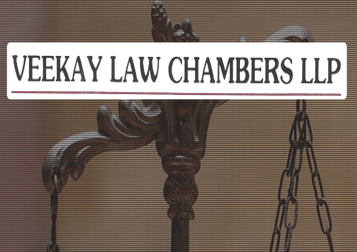 Veekay Law bangalore legal associate job