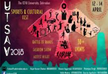 ICFAI Dehradun Utsav 2018