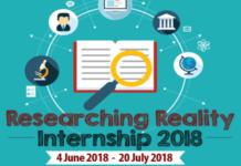 internship 2018 CCS Delhi researching reality