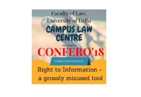 Debate RTI A Misused Tool Delhi University
