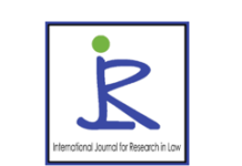 International Journal Research in Law Volume 3 Issue 3