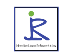 International Journal Research in Law Volume 4 Issue 2