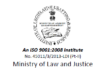 Internship ILDR Ministry of Law and Justice