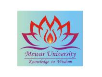 Mewar University Admissions Law Courses