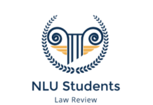 NLU students Law Review Volume2
