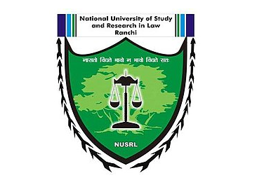 NUSRL Ranchi vice chancellor recruitment