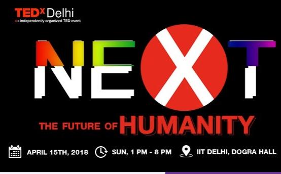 TEDxDelhi 2018