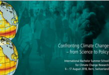 bachelor summer programme climate research switzerland