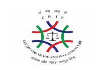 Centre for Trade and investment Law Delhi Research job