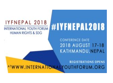 International youth Forum Nepal