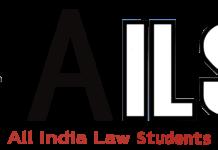 Student Ambassador All India Law Students Federation