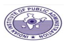 Indian Institute Public Administration Essay Competition