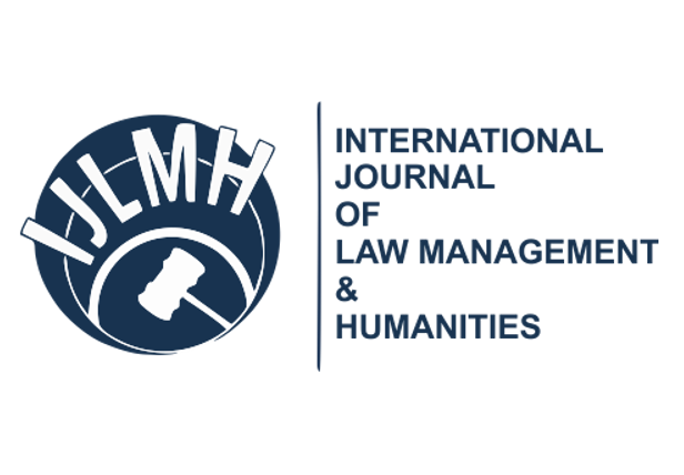 International Journal of Law Management Humanities Vol 3 Issue 3