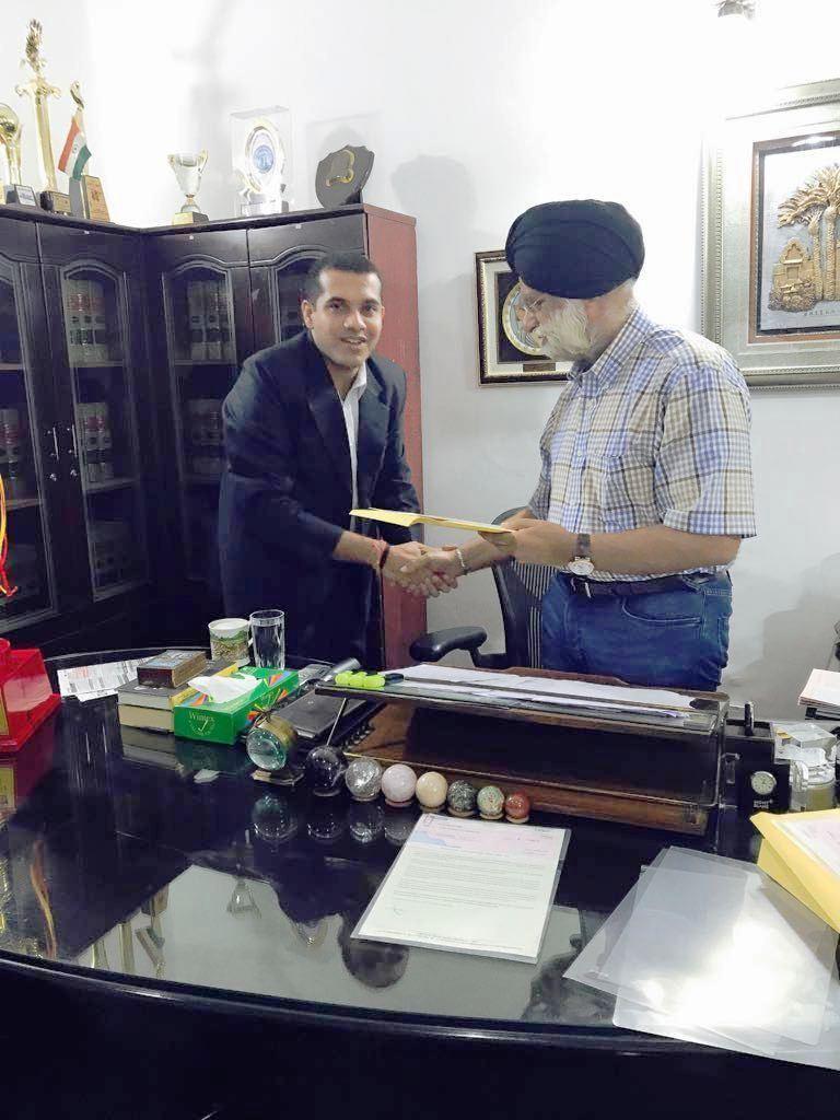 Adv KTS Tulsi Delhi internship